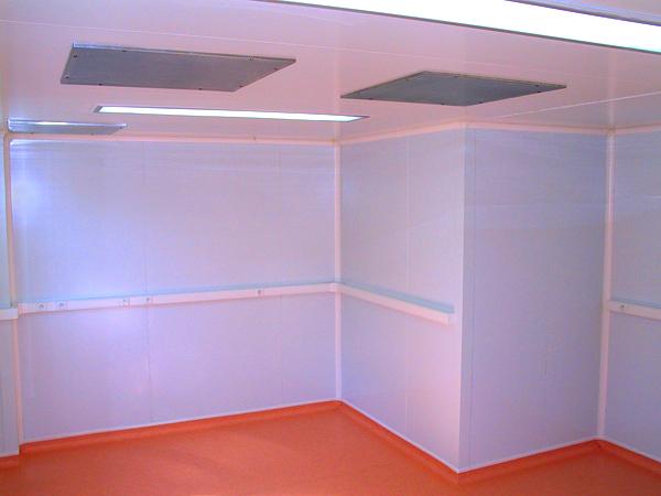 salle blanche iso 7  salle blanche pharmaceutique  salle