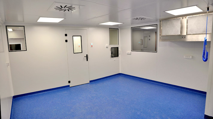 salle blanche iso 5  salle blanche iso 7  salle blanche iso 8